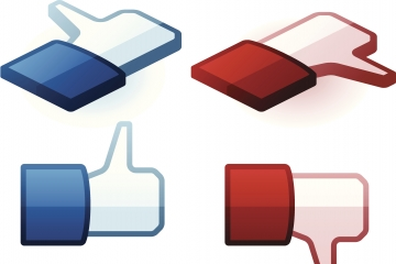 Debating Politics On Facebook, Where Silence Implies Dissent