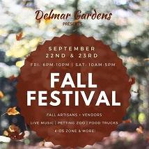 Fall Festival at Delmar Gardens Food Truck Park