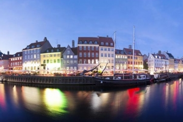 Denmark Tops FORBES' Best Countries For Business