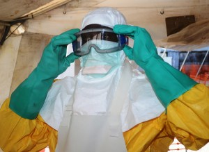 Doctor Leading Fight Against Ebola Contracts The Virus