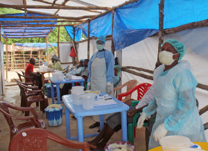 Ebola Death Toll Rises