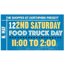 2nd Saturday Food Truck Day!