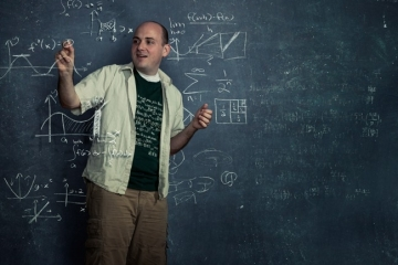 Forget Cat Photos: A Professor Is Making Calculus Go Viral
