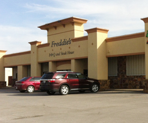 Freddie's Bar-B-Que and Steakhouse