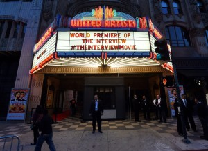 Hollywood Seethes Over 'The Interview' Cancellation