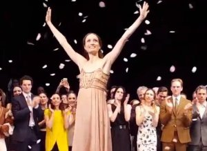 Ballet Legend Gets 23-Minute Standing Ovation As She Says Goodbye