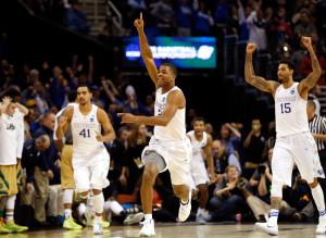 Kentucky, Wisconsin Head To Final Four