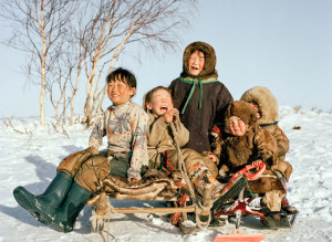 LOOK: Extraordinary Portraits Of Life In The Extreme North