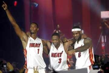 Miami Heat Lead FORBES' List Of The NBA's Best Fans