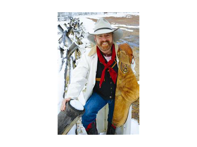 michael martin murphey brings old west spirit to cowboy christmas ball - Cowboy Christmas Ball