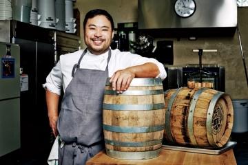 Inside David Chang's Secret Momofuku Test Kitchen