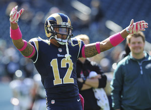 NFL Player Stedman Bailey In Critical Condition After Shooting