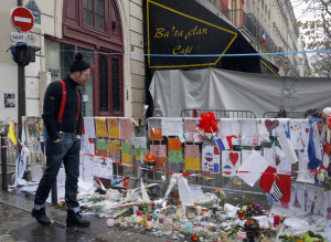 Authorities Identify 3rd Paris Concert Hall Attacker