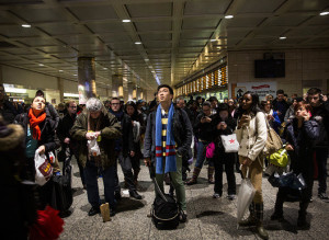 Holiday Hell: Storm Cancels Hundreds Of Flights