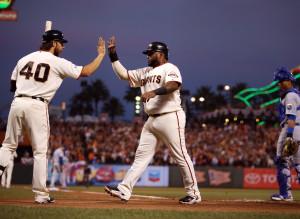 Giants Grab World Series Lead