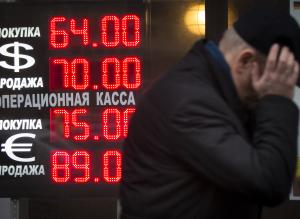 Russia Panics Ahead Of Economic Turmoil