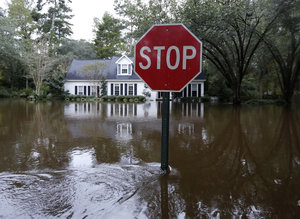 Death Toll From South Carolina Floods Rises To 14
