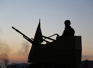Kurds Free Hundreds Trapped By ISIS On Iraq's Sinjar Mountain
