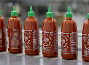 The Saucy Story Behind The Sriracha Trend
