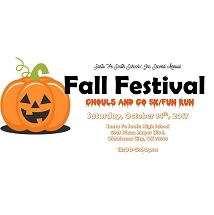 SFS 2nd Annual Ghouls and Go 5K/Fun Run Fall Festival