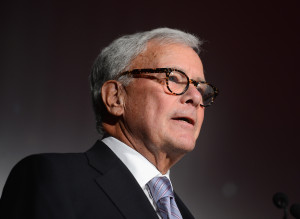 Tom Brokaw in Remission From Cancer