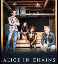 Alice In Chains in Concert