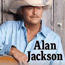 Alan Jackson in Concert