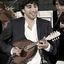 Armstrong Auditorium presents: Avi Avital & Venice Baroque Orchestra