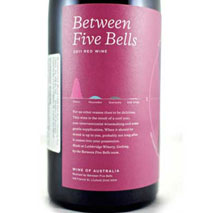 Between Five Bells Red Cuvee