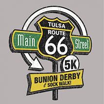 Bunion Derby & Sock Walk