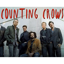 Counting Crows in Concert