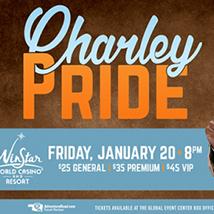 Charley Pride in Concert