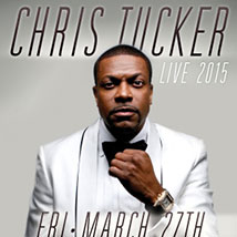 The Brady Theater presents: Chris Tucker