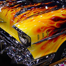 Fenders and Flames