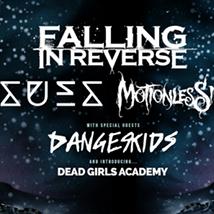 Falling In Reverse in Concert