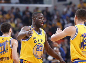 Golden State Warriors Now An Astounding 23-0