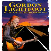 Gordon Lightfoot in Concert
