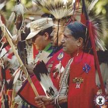 Kiowa Black Leggings: Through the lens of Lester Harragarra