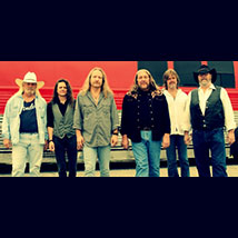The Marshall Tucker Band in Concert