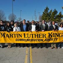 Tulsa Martin Luther King, Jr. Parade
