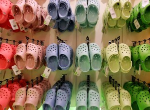 Bet You Never Knew Crocs Made Shoes That Look Like THIS