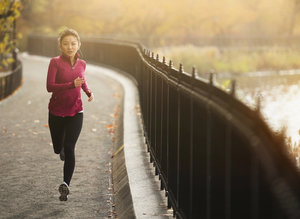 A Shockingly Small Amount Of Running Can Improve Health