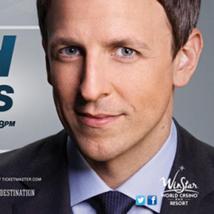 Winstar World Casino presents: Seth Meyers