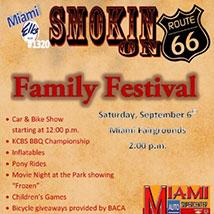 Smokin on Route 66 BBQ Championship