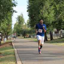 Spirit Sprint 5K Run