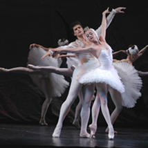 Armstrong Auditorium presents: Russian National Ballet Theatre's Swan Lake