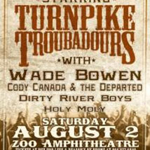 Turnpike Troubadours & Jason Boland and The Stragglers